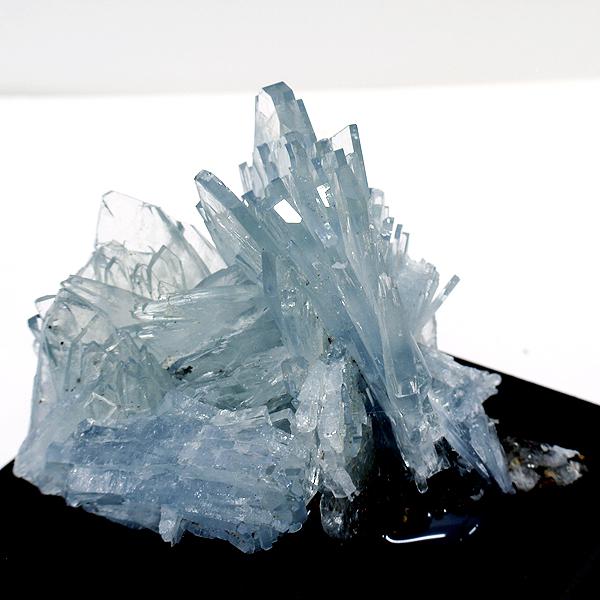 barita azul: minerales