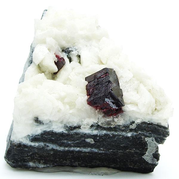 Minerales: cinabrio