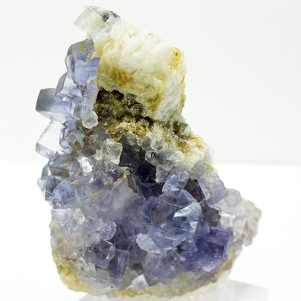 Minerales: fluorita