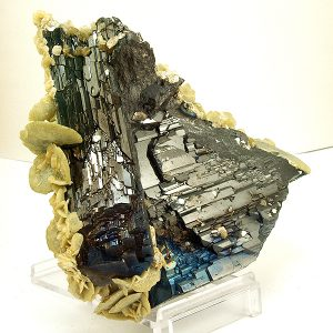 minerales ferberita