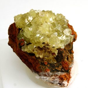 minerales adamita