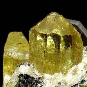 minerales apatito