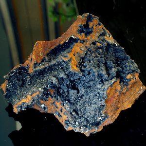 mineral calcofanita