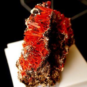crocoita minerales