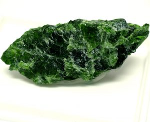 mineral cromo diopsido