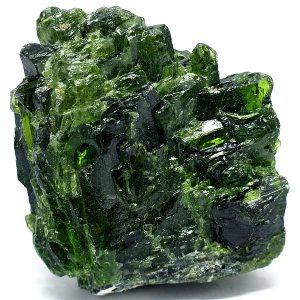 diopsido de cromo mineral