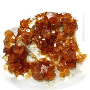 minerales granate espesartina