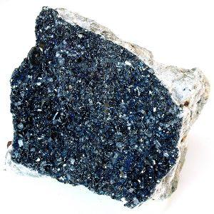 minerales Ilmenita