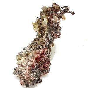 minerales Kongsbergita