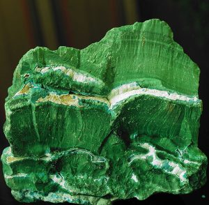 malaquita mineral