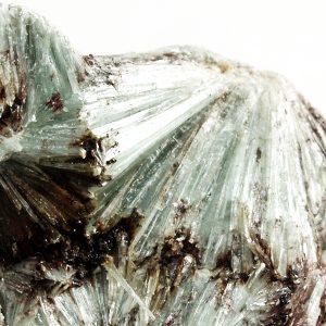 minerales Pirofilita