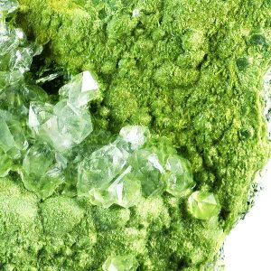 pistacita minerales