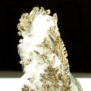 plata cristalizada