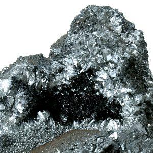 minerales polianita