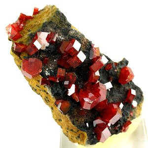 vanadinita mineral, minerales vanadinita