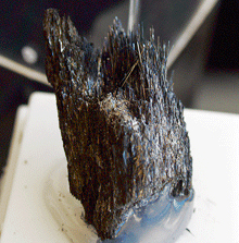 berthierita mineral
