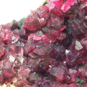 minerales roselita
