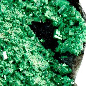 minerales torbernita