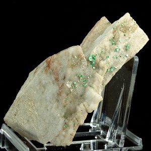 mineral torbernita