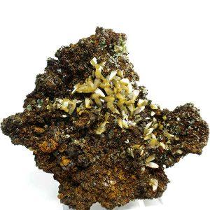wulfenita mineral