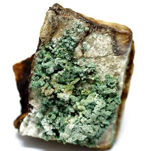 minerales zincolivenita